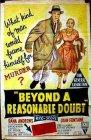 Beyond a Reasonable Doubt / Вне пределов разумного сомнения