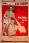 Matrimonio all'italiana / Брак по-итальянски