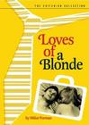 Lasky jedne plavovlasky / Любовные похождения блондинки