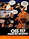 OSS 117 prend des vacances / ОСС-117 берет отпуск