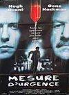 Extreme measures / Крайние меры