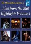Live from the Metropolitan Opera / Прямой эфир из Метрополитен-опера