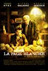 La page blanche / Чистый лист